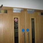Access-Controlled-Doors-Secured-by-Maglocks