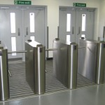 Access-Controlled-Speed-Gates