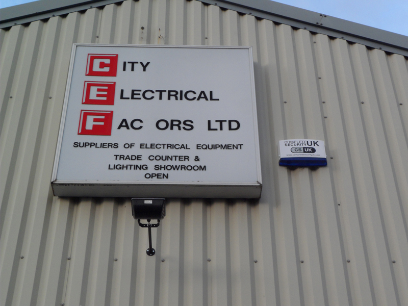 City Electrical Factors Complete Security Uk