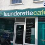 Launderette cafe